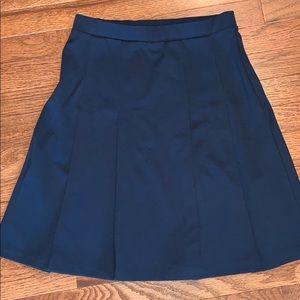 Land's End ponte skirt